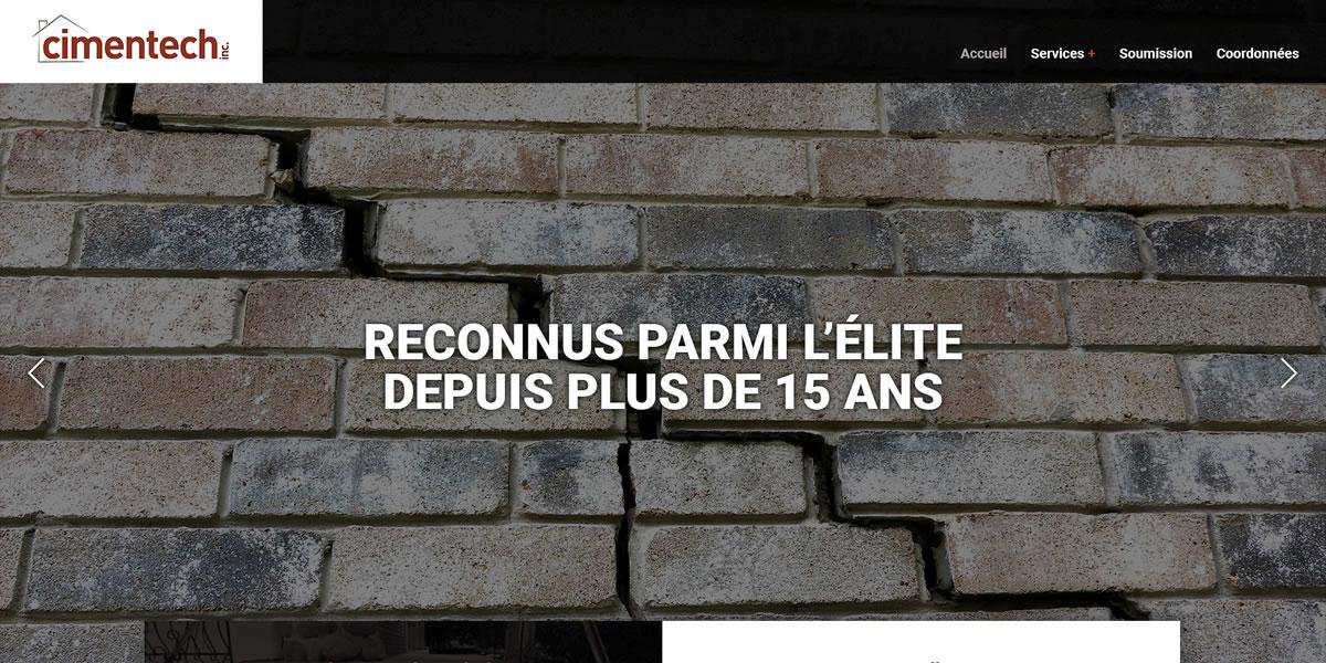 cr pi longueuil joint de brique cimentech. Black Bedroom Furniture Sets. Home Design Ideas